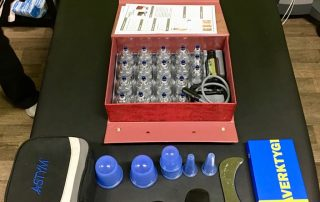 Cupping and Pneumatic Compression